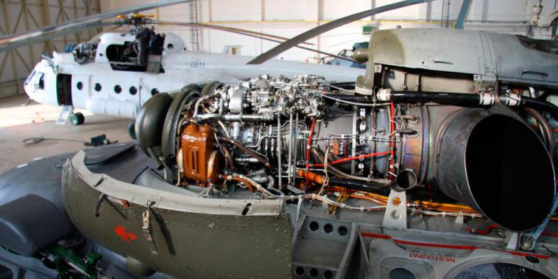Ремонтно-монтажный инструмент для ремонта двигателей ТВ3-117